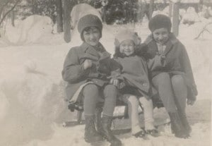 Dorli, Liselott und Hanni